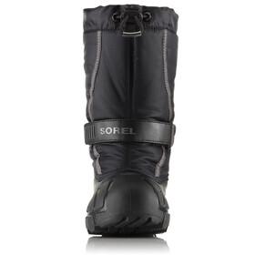 Sorel Kids Flurry Boots Black/City Grey